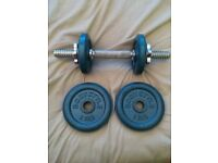 Body Style 1.5kg and 2.5kg Weight Set