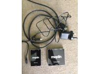 Maplin Full HD 1080P HDMI Wireless Video Sender