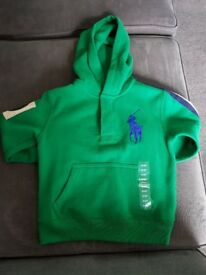 BOYS Ralph Lauren Hoodie and Top