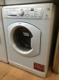Hotpoint Aquarius 6kg 1400 spin speed £115 can deliver