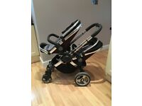 iCandy Peach Blossom (double) Pushchair