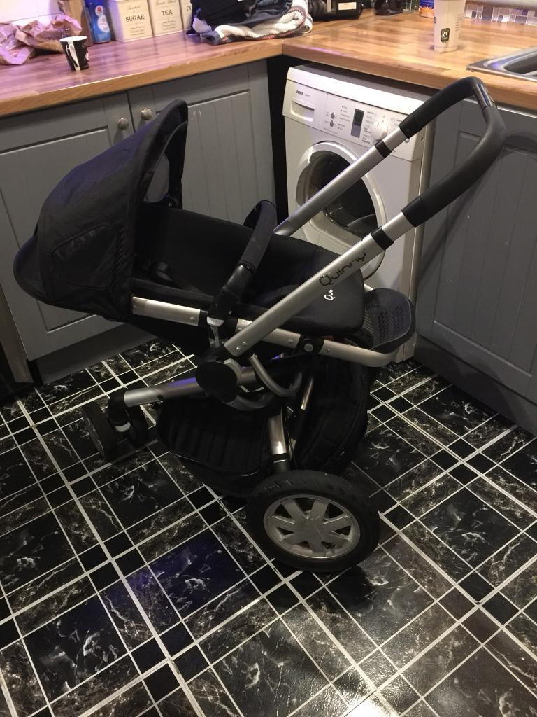 Quinny buzz fab foward / rear facing pushchair