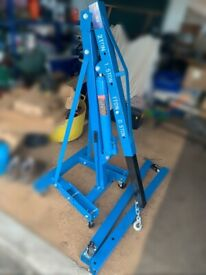 Engine crane 2 ton