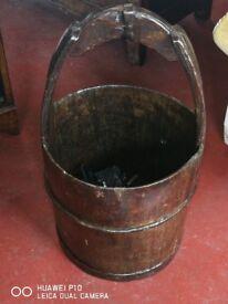 Vintage Milk Churn /Water Bucket