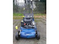 Challenge Xtreme petrol Lawnmower
