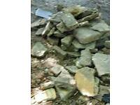 Stone wall quality stones