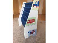 Kids Vehicle Bookcase