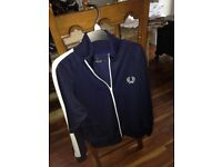 Fred Perry zip up jacket