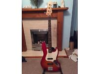 Fender Jazz Bass MIM Ltd Edition
