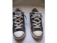 Converse trainers size 2