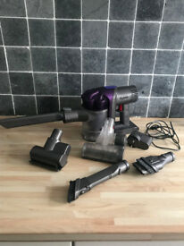 Dyson DC31 Animal hand held vacuum with accessories