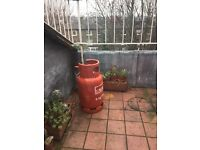 6kg calor propane tank for heater/bbq