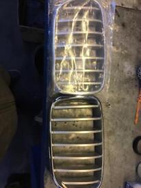 BMW X3 front grills