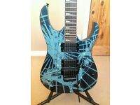 Ibanez RG09 LIMITED EDITION Guitar with Case