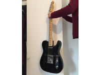 Fender Telecaster with Seymour Duncan Hotrail