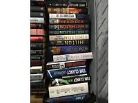 Thriller books bundle