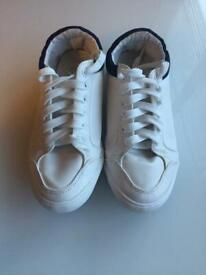 Size 5 puma chunky sole trainers   in Altrincham, Manchester