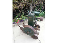 Lister D30 Stationary Engine with trolley