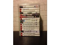 Sony ps3 slim 300gb 24 games
