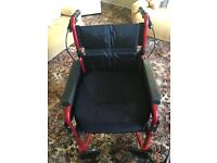 Days Escape lightweight foldable wheelchair