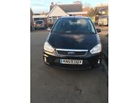 Ford, C-MAX, MPV, 2009, Other, 1988 (cc), 5 doors