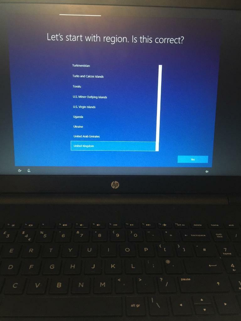 how do i factory restore my hp laptop