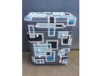 Newly upcycled chest of drawers (Minecraft)