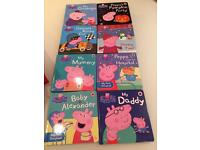 Peppa Pig Book Bundle