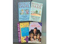 Roald Dahl Book Bundle
