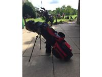 Junior Masters Golf Clubs with bag-MKids