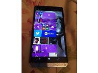 Boxed HP Elite X3 smartphone plus extras