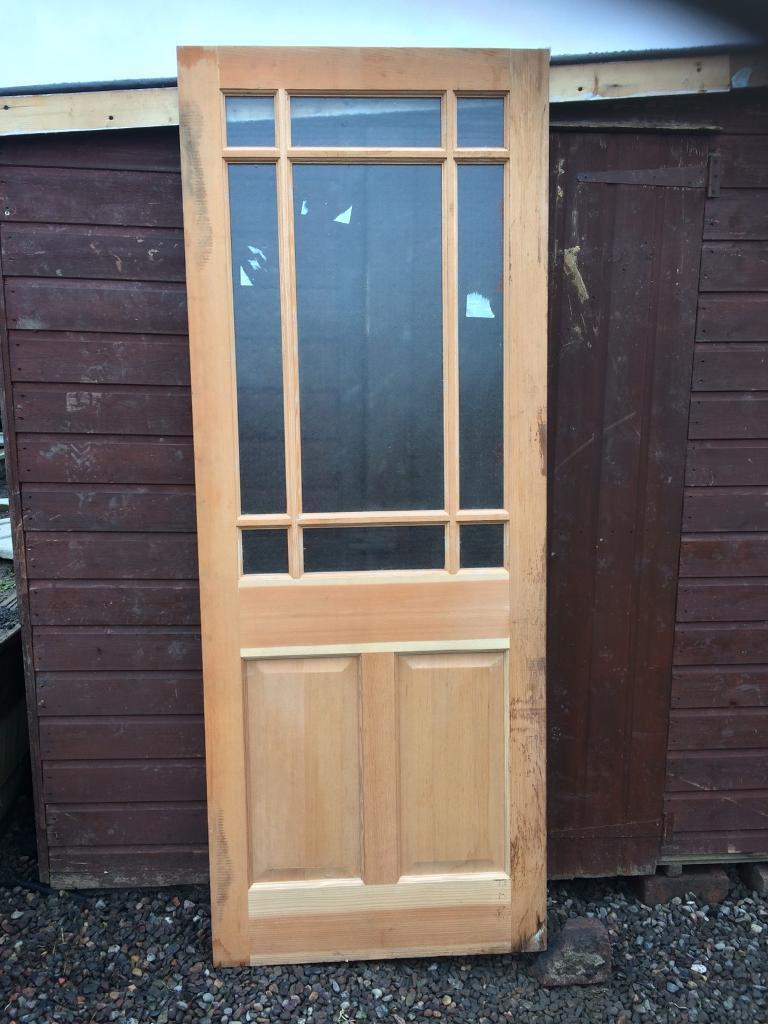 Internal doors x2 sold pending collection