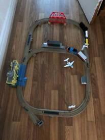 Thomas train set with extra track