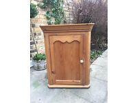 Wooden Side Cupboard