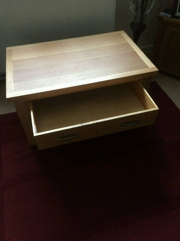 london solid oak 5. london oak coffee table light solid wood table. image 1 of 5 e