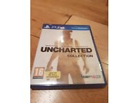 Uncharted game for ps4