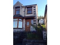 Lovely 3 bedroom house to let in Abercwmboi, Aberdare