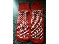 4 x slipper socks