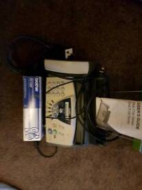 Brother fax machine inc new unopened ink cartridge