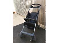 Child's buggy for sale with car seat/carrier