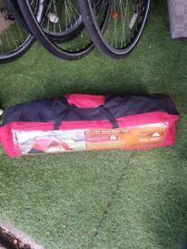 Ozark Trail 4 Man Tent - Red - Lightweight, Single Layer - Dome Tent excellent condition