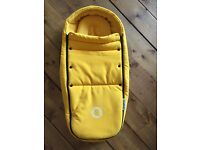 Bugaboo Bee Baby Cocoon (Yellow) EXCELLENT CONDITION