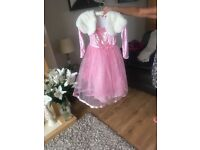 Disney princess dress 7-8