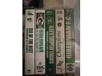 Hibernian Hibs VHS history