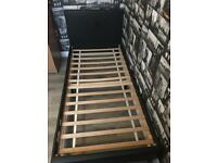 New single bed frame with mattress (optional)