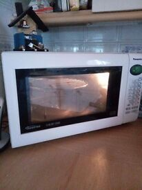 Panasonic NN-A554W Slimline Combination Microwave Oven With Grill