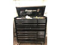 "Snap on classic 78 50"" tool box"