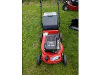 Efco petrol lawnmower