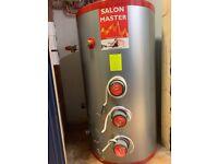 Salon master boiler