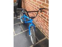 X rated, Quarter BMX bike